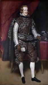 Felipe IV por Diego Velázquez (1599-1660)