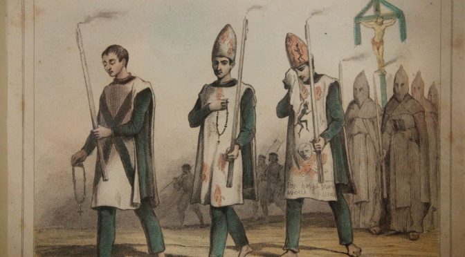 Apostillas, redomazos y sambenitos: otras formas de castigo público popular