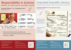Des scientifiques entrepreneurs : pour des formations à une pratique de recherche responsable et réflexive