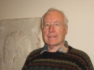 Olivier Pelon à la Maison de l'Orient en 2005 (photo C. Delmas)