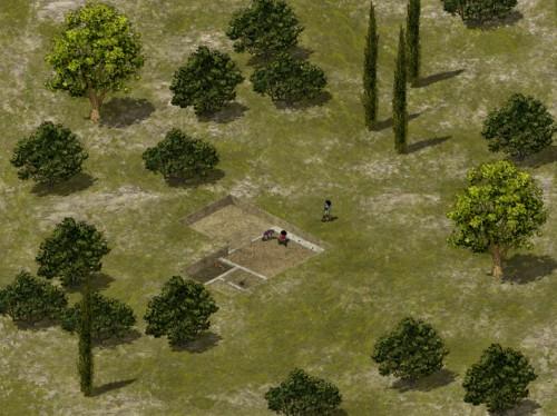 """""""Les archéologues virtuels sont sur le terrain."""""""