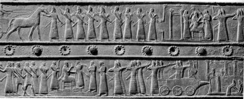 Bronzes de Balawat © Trustees of the British Museum