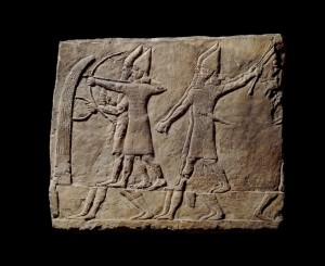 Sennacherib (704-681 BC), WA 124789 © Trustees of the British Museum