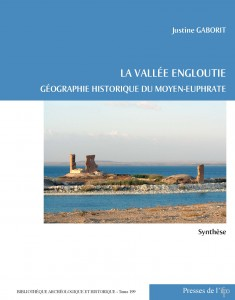 Fig. 1 : Fig 01 a-b : couverture de La vallée engloutie tome 1 synthèse, tome 2 : catalogue des sites