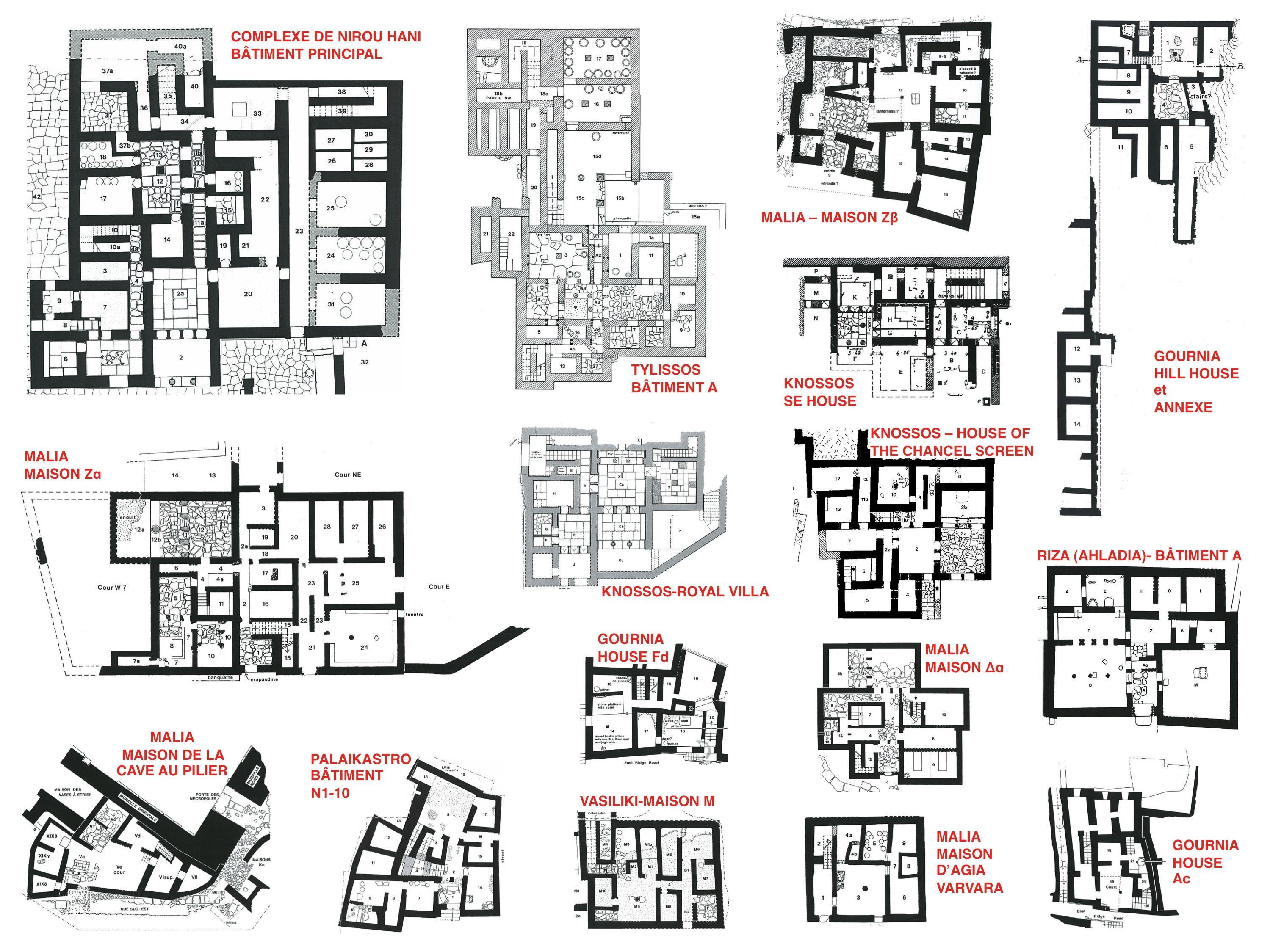 Architecture et structures sociales une nouvelle lecture for Architecture des batiments