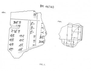 Fig. 10 : Wiseman 1972, p. 144, BM. 46740