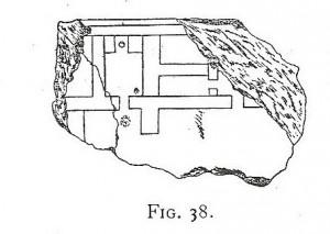 Fig. 9 : MDP 12 (1911), p. 77 Abb. 38