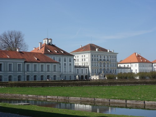 A_Chateau de Nymphenburg
