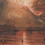 (William Turner - Eruption du Vésuve - © Yale Center for British Art, collection Paul Mellon)