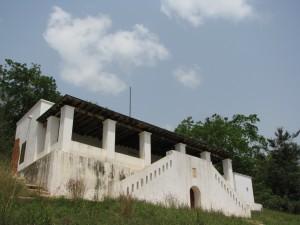 Die Plantage und Erinnerungsstätte Frederiksgave am Rande von Accra, Ghana. CC-BY Lill-Ann Körber