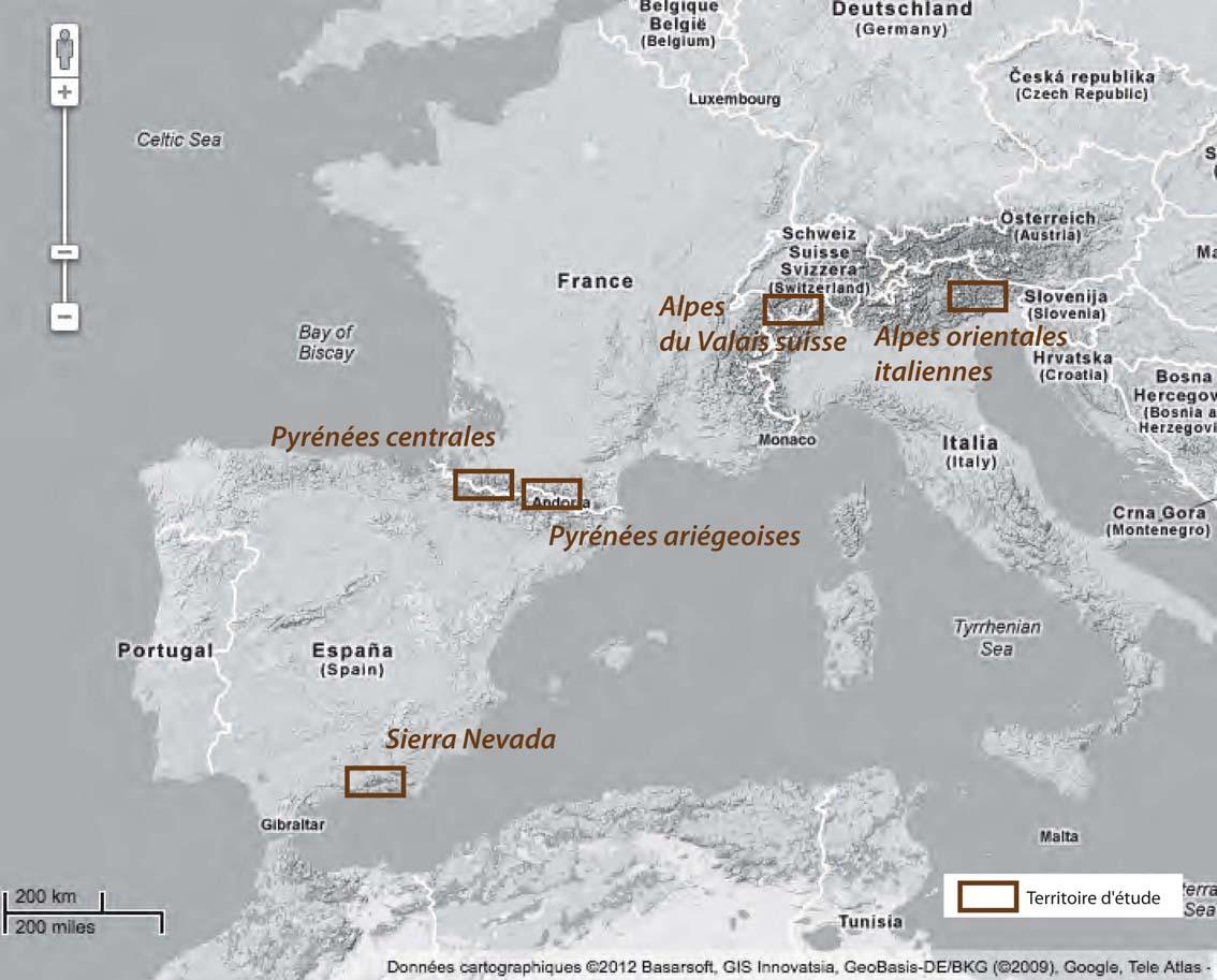 Une carte de localisation pour visualiser tous les terrains d un seul coup d - Visualiser une adresse ...