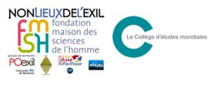 """Programme conjoint Rencontres """"Non-lieux de l'exil"""" et séminaire """"L'expérience de l'exil"""" (Collège d'études mondiales) Février-Juin 2013"""