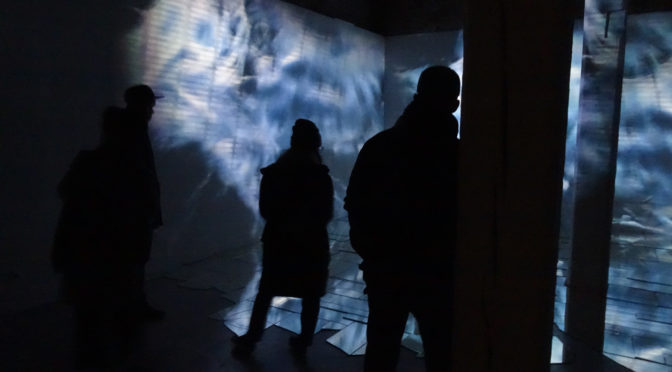 Exil : Interpréter, interargir. Dispositifs d'artistes / SÉMINAIRE NLE-IRIS, 14 janvier  2019
