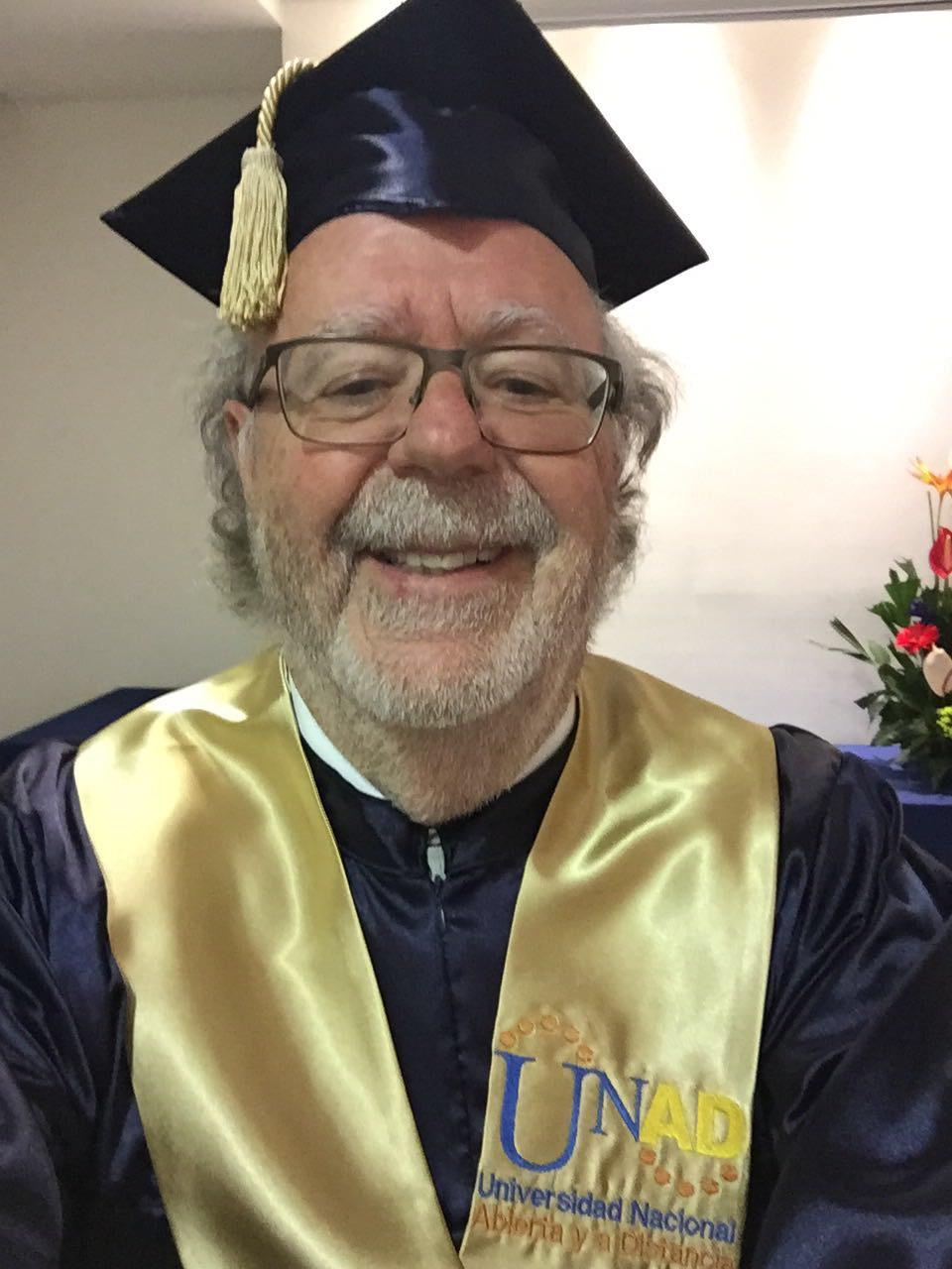 cued honoris causa por la unad colombia