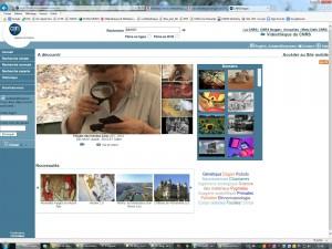 vidéothèque du CNRS