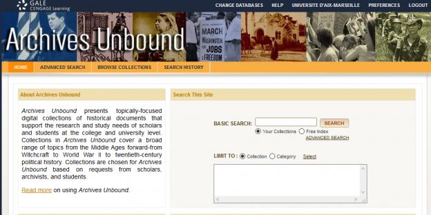 Colonialisme au début du XXe siècle : de nouvelles ressources numériques sur le site de la Bibliothèque Universitaire