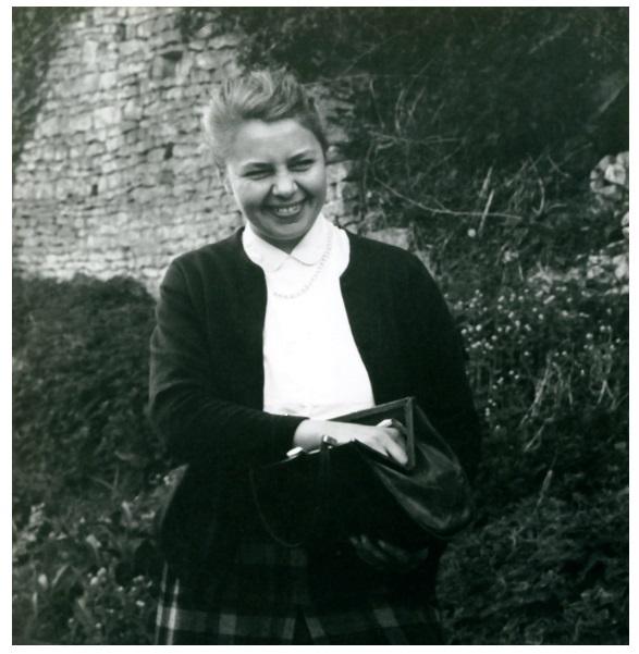 Parcours de femmes : Hommage à Gabrielle Démians d'Archimbaud (1929-2017)