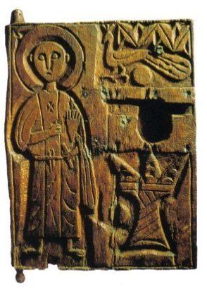 Les trésors de la médiathèque : bois sculpté d'églises coptes…