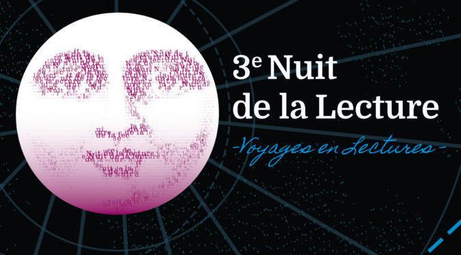 3e édition de la Nuit de la Lecture