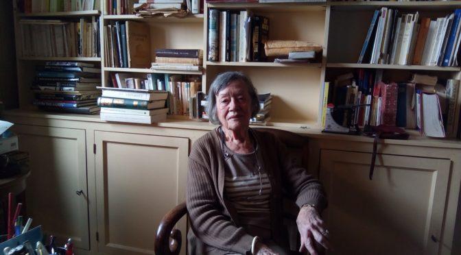 Don de Marguerite Gagneux-Granade