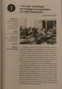 """Extrait de """"Un État des savoirs à La Réunion"""""""