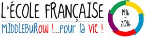 logo de l'École française de Middlebury