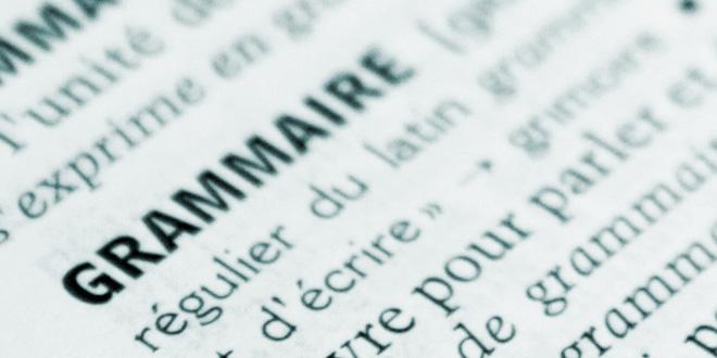 Compte rendu de la conférence Les enjeux du français langue seconde : contextualisation du discours grammatical