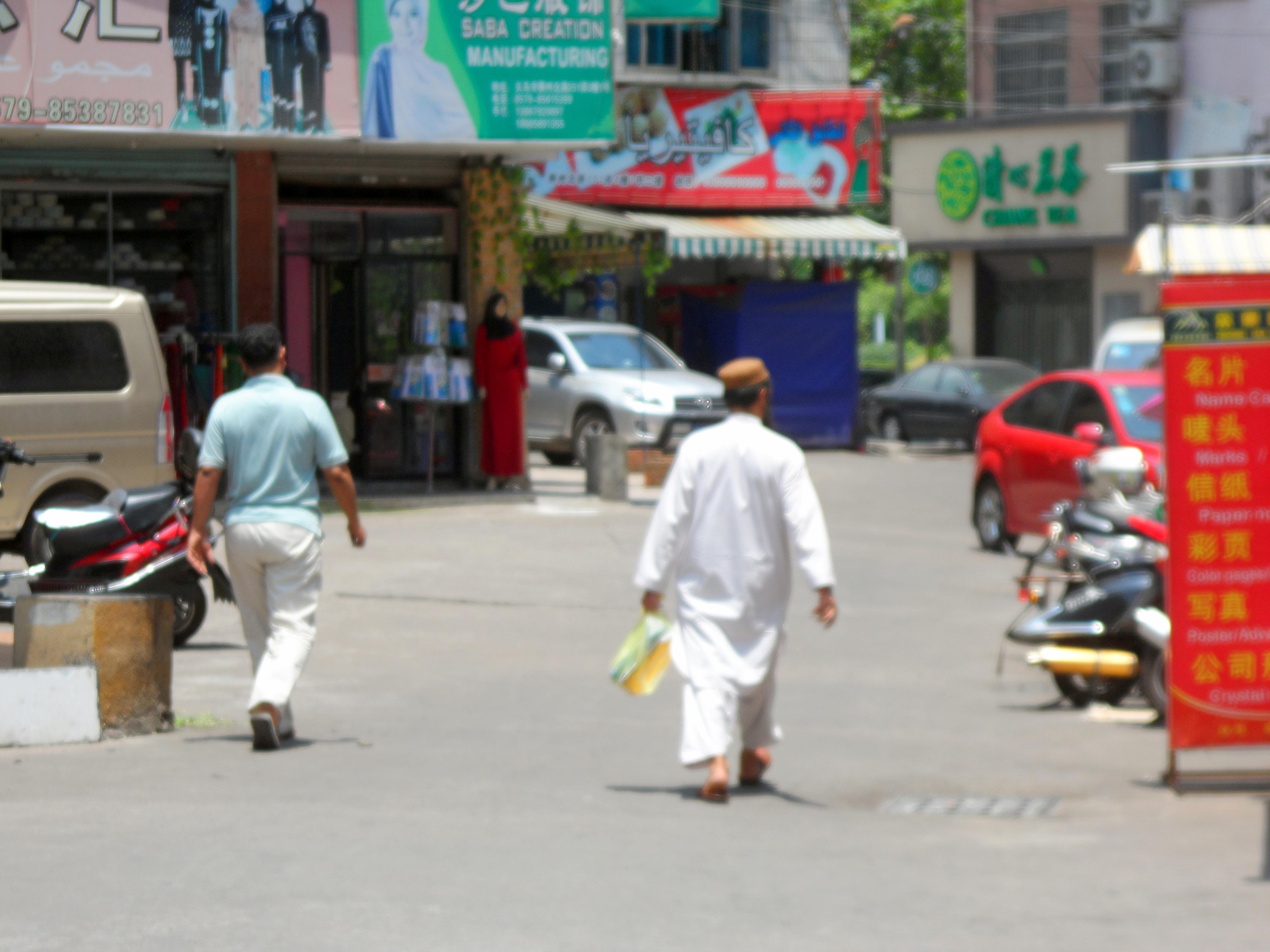 Exotic street (S.Belguidoum, 2012)
