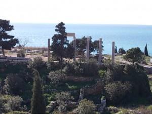 Ruines romaines de Byblos, le Liban à la croisée des civilisations. © Roland Lombardi 2012