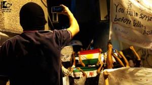 La vidéo comme outil de publicisation et de coordination de l'action collective et de la lutte armée dans la révolte en Syrie
