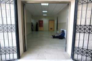 Université de Bir Zeit. Cliché Tamara Abdul Hadi. 18/04/2011.