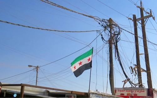 Dans le camp de réfugiés syriens de Zaatari (Jordanie)