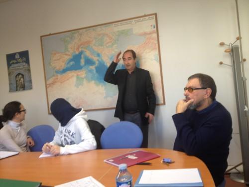 Séminaire berbère : 10/12/2013, Intervention de R. Bellil (CNRPAH, Alger)
