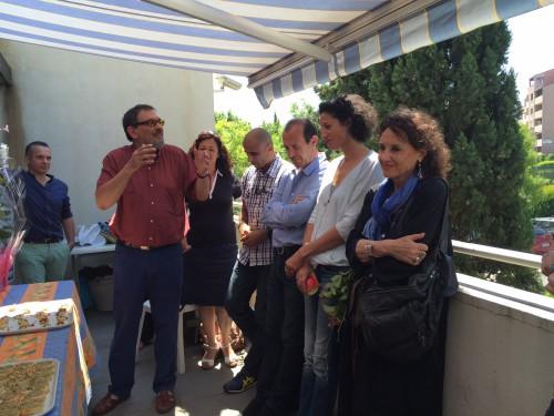 Séminaire berbère : 02/06/2015, Pot de fin d'année (MMSH)