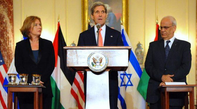 « D'Ali à Roger » : une exégèse de la négociation par Saeb Erakat