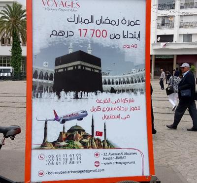 Des Turcs au Maroc : état des lieux d'un dispositif d'influence