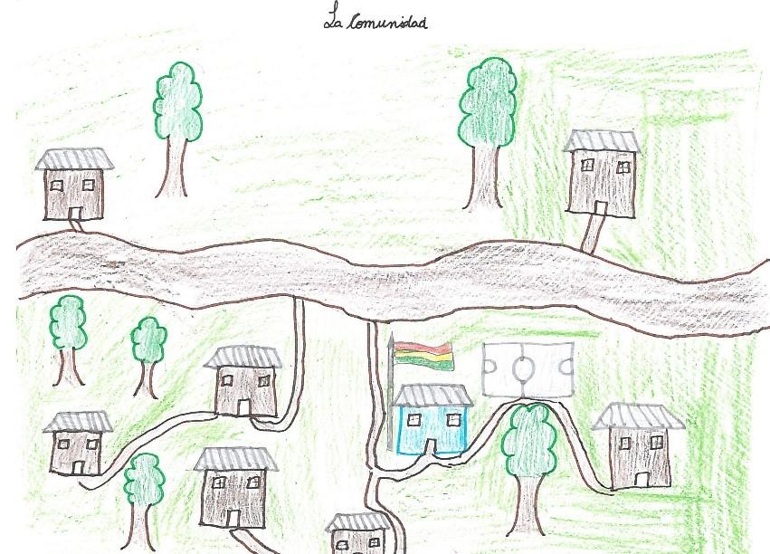Construccion de la territorialidad en las comunidades - Hospital de la paz como llegar ...