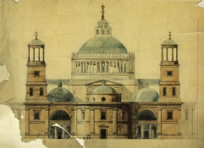 Conf rence l architecture de la renaissance italienne for Architecture de la renaissance