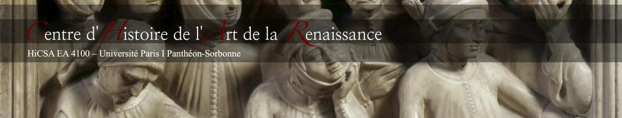Centre d'Histoire de l'Art de la Renaissance