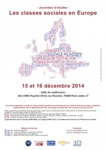 Affiche-classessoceurope-15&16dec2014