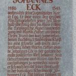Gedenktafel am Kirchhof
