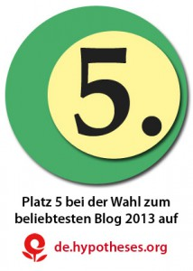 Blogaward Platz5