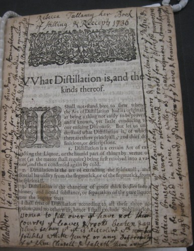 What is distillation?