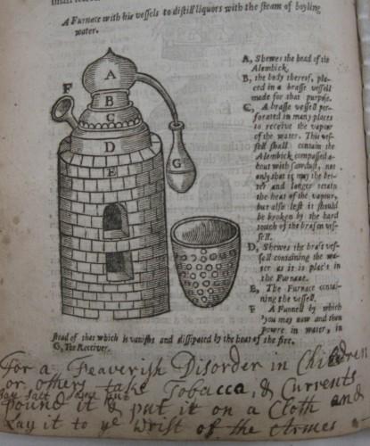 Distillation Furnace