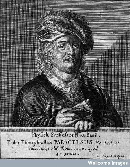 Paracelsus: The Early Modern Matter Of Fecal Medicines