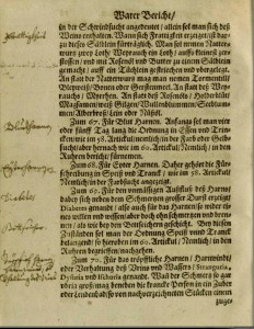 Am Wald 1594 marginalia