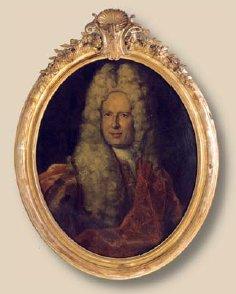 Christian Knorr von Rosenroth; Painter: Unknown.