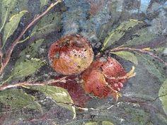 Pomegranates, Garden Room, Villa of Livia, Prima Porta