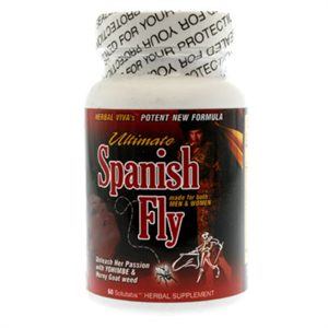 """Spanish Fly"" continues to enjoy an unfortunate reputation as a ""natural"" aphrodisiac, even in this age of safer alternatives. Image credit: Nuvalife."