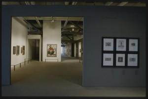Vue de salle, photographe : B. Prévost. @Centre Pompidou, Bibliothèque Kandinsky.